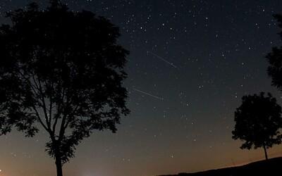 Nádherné perzeidy budú najlepšie pozorovateľné práve dnes v noci!