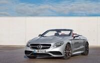 Nádherný 585-koňový Mercedes-AMG S 63 Cabriolet Edition 130 oslavuje výročie automobilizmu!
