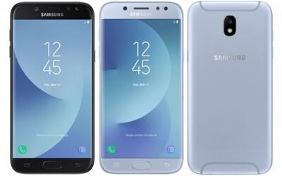 Nádherný AMOLED displej a zábery, za aké sa nemusíš hanbiť. Samsung Galaxy J5 (2017) je lacný aj dobrý
