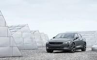 Nádherný elektromobil od Volva přichází v sériové podobě jako 408koňový Polestar
