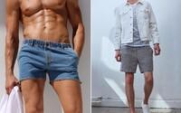 Nadišiel čas na krátke nohavice. S akými šortkami jednoznačne zaboduješ počas prebiehajúceho leta?