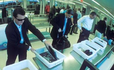 Nádoby pri bezpečnostnej prehliadke na letisku prenášajú viac chorôb než záchody, našiel by si tam najviac vírusov