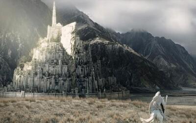 Nadšenci chtějí vybudovat Minas Tirith z Pána Prstenů v životní velikosti. Přispět můžeš i ty