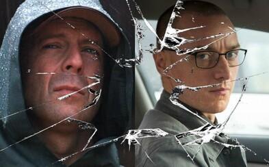 Nadšení diváci videli prvé zábery thrilleru Glass od M. Night Shyamalana. Čo sme sa z nich dozvedeli?