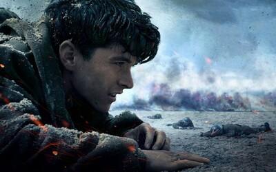 Nadupaná, napínavá a strhující válečná jízda jménem Dunkirk vás zarazí do sedačky jako málokterý jiný film (Recenze)