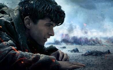 Nadupaná, napínavá a strhujúca vojnová jazda menom Dunkirk vás zarazí do sedačky ako máloktorý iný film (Recenzia)