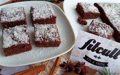 Nadýchaný perníkový koláč ti provoní celý byt a uchvátí tě i svou chutí (Recept)