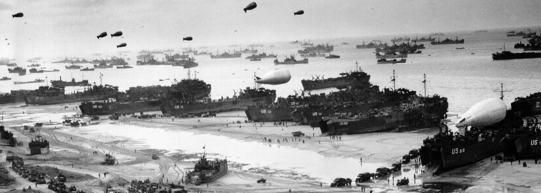 Nafukovací tanky či falešné vojenské tábory. Armáda duchů strašila nacisty dokonalými triky
