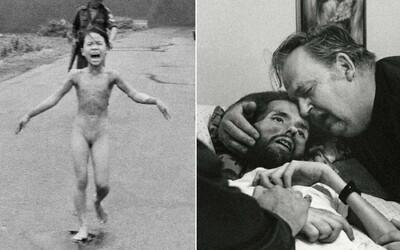 Nahá holčička z Vietnamu a souboj s AIDS. 10 fotografických momentů, které stojí za to