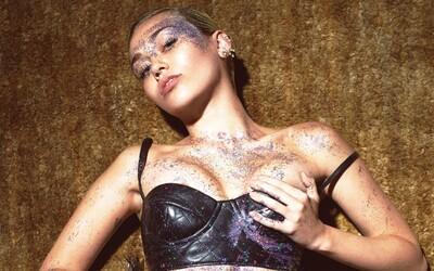 Nahá Miley Cyrus uspořádala zvrhlou párty. Mezi hosty nechyběl slovenský model nebo Paris Hilton