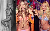 Nahlédněte do zákulisí show Victoria's Secret plného krásných, spoře oděných žen