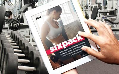Nahliadni viac do e-booku Sixpack a prečítaj si niekoľko recenzií. Zabojuj s bruchom, tukom a problémovými partiami aj ty