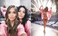 Nahliadnite do zákulisia prehliadky Victoria's Secret plného nádherných, sporo odetých modeliek