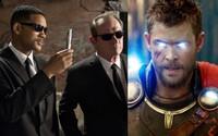 Nahradí Willa Smitha v Mužoch v čiernom Chris Hemsworth? Rokovania so Sony sú momentálne v plnom prúde