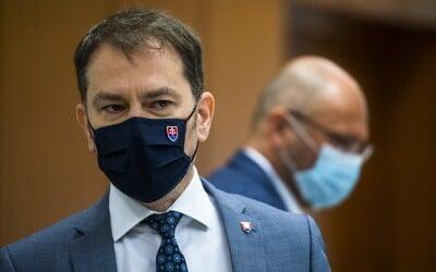 Nahrávka z rokovania vlády: Ako Sulík súhlasil s Matovičovým celoplošným testovaním