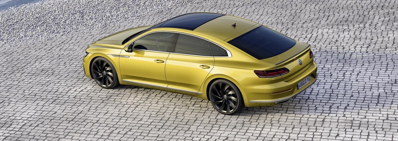 Najatraktívnejší Volkswagen všetkých čias je realitou. Privítajte nádherný Arteon, nástupcu CC-čka