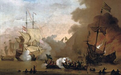 Najbizarnejší cieľ útoku pirátov v histórii alebo prepadnutie Islandu v 17. storočí