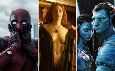 Najbizarnejšie zákroky cenzorov v moderných filmoch alebo prečo sa Rose nemohla ukázať nahá na premietaní v Titanicu 3D