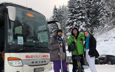 Najbližšia lyžovačka z Bratislavy je na Stuhlecku. Nechaj sa doviezť až na kopec