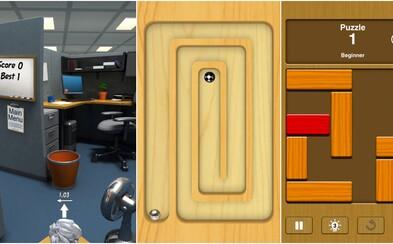 Najchytľavejšie mobilné hry, ktoré boli absolútnym hitom za čias iPhonu 3GS/4 a Galaxy S/S2
