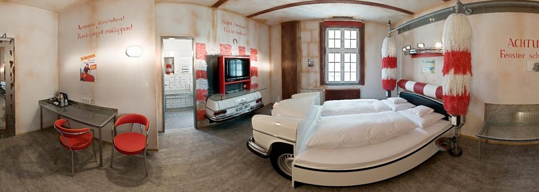 Najčudnejšie hotely sveta: Ľudské črevo aj odpadová rúra