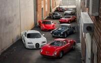 Najdrahšia súkromná zbierka áut v histórii ide do aukcie: 30 automobilov za 60 miliónov eur!