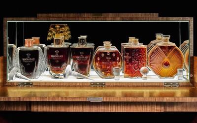 Najdrahšia whisky na svete sa predala za 1,9 milióna dolárov