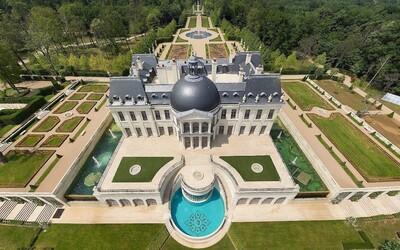 Najdrahšiu vilu na svete kúpil za 275 miliónov eur saudský princ. Nejde pritom ani o jeho najvyššiu investíciu