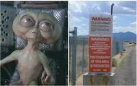 Nájezd na Area 51 byl jen vtip, tvrdí muž, který odstartoval virální událost