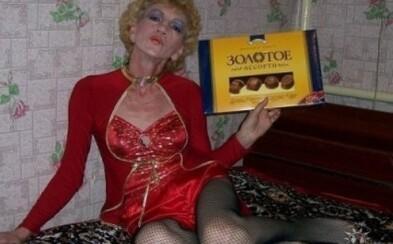 Najhoršie fotografie žien z ruskej zoznamky