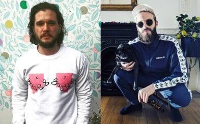 Najhoršie oblečeným mužom na svete sa stal Jon Snow. Štýl si nevedia vyladiť ani Elon Musk či miláčik internetu PewDiePie