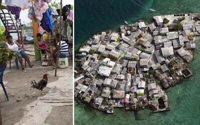 Najhustejšie obývaný ostrovček s 1200 obyvateľmi. Neexistuje na ňom kriminalita ani pitná voda, ale ľudia žijú šťastne