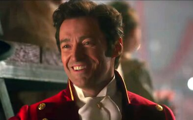 Nejkrásnější a nejlepší muzikál roku 2017 natočil Hugh Jackman. Užijte si The Greatest Showman ve skvělém traileru podle skutečného příběhu