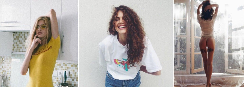Nejkrásnější Češky a Slovenky na Instagramu: Fresh dívky z našich končin, které by neměly ujít tvé pozornosti