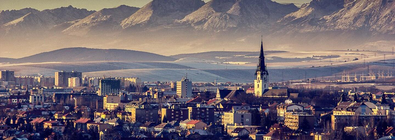 Najkrajším mestom na Slovensku je podľa ankety Spišská Nová Ves. Hlasovalo za ňu viac než 30 000 ľudí