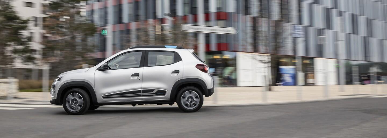 Najlacnejší elektromobil v Európe je realitou. Dacia Spring Electric stojí vo Francúzsku len vyše 12-tisíc €