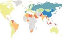 Najlenivejšie krajiny sú v Amerike a Afrike. Ako sú na tom Slováci?
