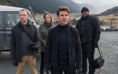Najlepší akčný film roka a vrchol série. Mission: Impossible - Fallout siaha k dokonalosti (Recenzia)