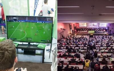 Najlepší hráči, streameri i youtuberi práve teraz v Bratislave. Príď na TPD Majstrovstvá Slovenska v elektronických športoch!