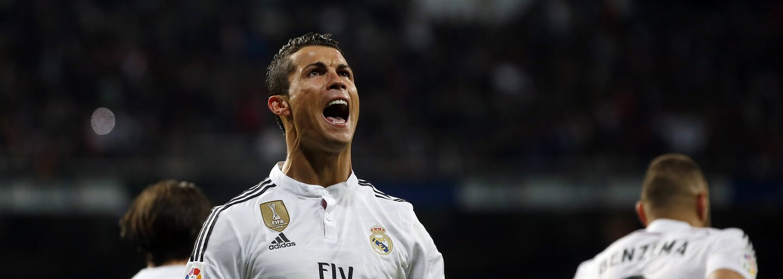 Nejlepší účes ve fotbale má Cristiano Ronaldo. Portugalský fotbalista porazil druhého Neymara
