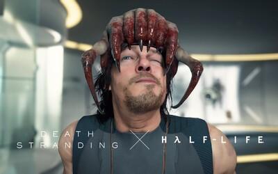 Najlepšia hra minulého roka vyjde aj na počítače. Death Stranding (PC) bude obsahovať zvláštny odkaz na Half-Life