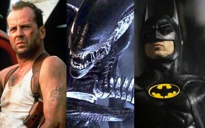 Najlepšie akčné filmy, sci-fi a horory, ktoré začali zlatú éru 80. rokov a legendárnych hollywoodskych klasík