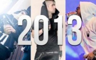 Najlepšie česko-slovenské hip-hop skladby roku 2013