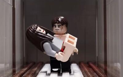 Najlepšie filmové trailery prerobené do podoby LEGO sveta