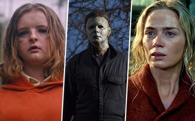 Najlepšie horory roka 2018 plné strašidelných duchov, hrozivých kultov a psychologických mindfuckov