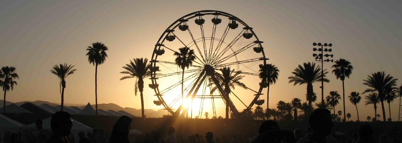 Nejlepší koncerty z prvního víkendu festivalu Coachella 2015 - od AC/DC, přes Lykke Li, až k Chet Fakerovi
