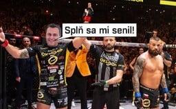 Nejlepší meme obrázky ze zápasu mezi Attilou Véghem a Karlosem Vémolou: Vypnul ho jako Windows, splň sa mu senil