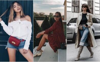 Najlepšie obliekajúce sa módne blogerky zo slovenských ulíc ti pomotajú hlavu nielen svojím štýlom