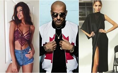 Nejlepší outfity českých a slovenských celebrit za rok 2016
