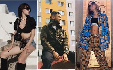 Najlepšie outfity známych Slovákov a Sloveniek, ktoré zarezonovali v roku 2018